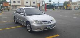 Honda Civic lx ano 2004/2004 câmbio manual