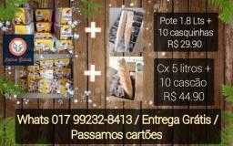 Sorvetes / picolés / ituzinhos / potes