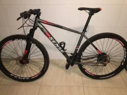 Bike sense rock evo 2020 - Quadro 19 (L) Muito Nova!