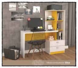 Título do anúncio: Saldão Magazim - Mesa PC Elisa