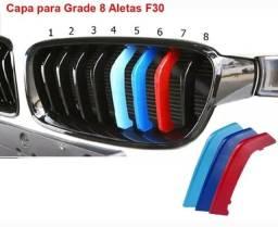 Título do anúncio: Aplique M3 grade BMW MOTORSPORT tricolor