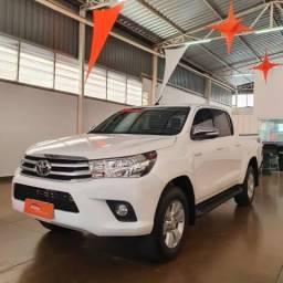 Toyota Hilux SRV 2.8 Branco