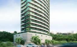 Apartamento à venda com 1 dormitórios em Cocó, Fortaleza cod:RL110