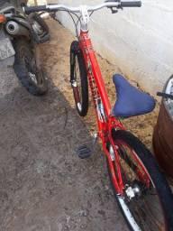 Troco essa vikinyx em outra bike ta top a bike peças novas