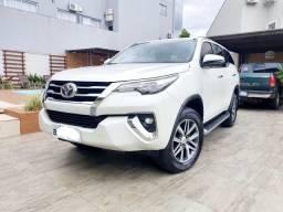 Toyota Hilux SW4 SRX 2019 Branca Pérola