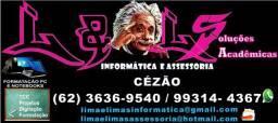 Trabalhos Acadêmicos - L & Ls Soluções Acadêmicas - 3636-9540