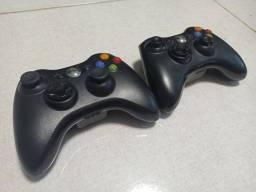 2 Controle Xbox 360