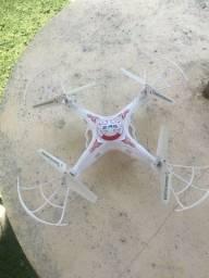 Drone 2.4 g com câmera e cartão de memória