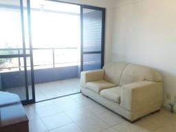 Apartamento Mobiliado para Locação em Salvador, Stiep, 3 dormitórios, 1 suíte, 3 banheiros