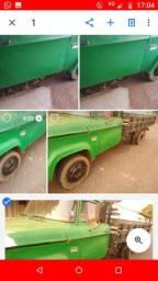 Faz frete caminhão 3/4  carroceria