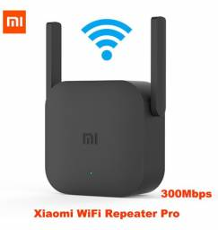 Repetidor Xiaomi Mi Pro 300m Black 1 Unidade