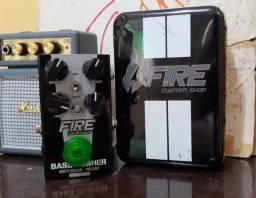 Pedal de baixo Fire Custom Shop Bass Pusher
