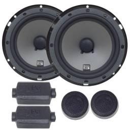 Kit Componente Duas Vias NAR Audio 6 Polegadas 600CS1 100w High End