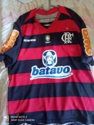 Camisa oficial do Flamengo 2010