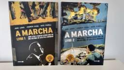 HQ A Marcha dois volumes