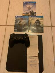 PLAYSTATION 4 (PS4 ) 1 ano de garantia nargem