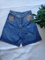 Bermuda jeans mom