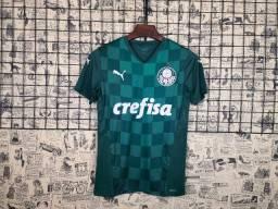 Camisa do Palmeiras - 2021/2022 - Pronta Entrega Tamanho G