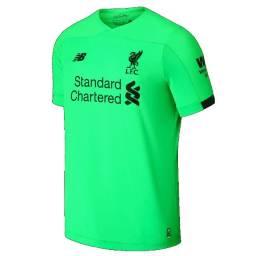 Camisa Liverpool 2019/2020 New Balance Gk Alisson