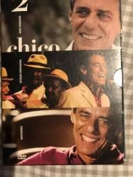 Box com 3 dvds Chico Buarque