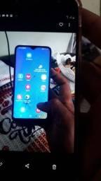 Samsung m 10 de uso tela c trinco