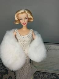 Título do anúncio: Boneca Barbie Collector Marylin Monroe Hollywood Premiere