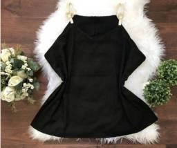 Blusa Crepe Plus Size