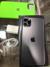 iPhone 11 Pro max preto zero garantia loja física