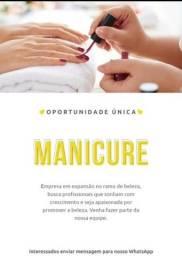 Título do anúncio: Contrata-se manicure com experiência