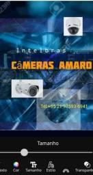 Câmeras  amaro
