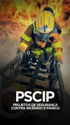 Título do anúncio: AVCB e Projeto de combate à incêndio e pânico