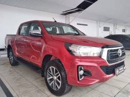 Toyota Hilux Cabine Dupla SRV A/T 4x4 Diesel