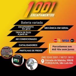 1001Escapamentos