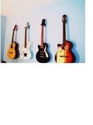 Suporte de Parede p/ Instrumentos de Corda - Simples_ m07