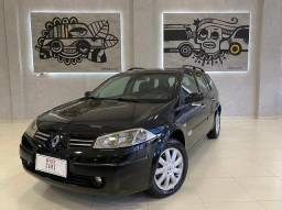 Título do anúncio: Renault Megane 2009/2010 1.6 Grand Tour 16V flex 4P manual