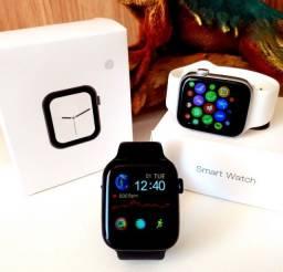 Novo Smartwatch Lançamento X8 executa e recebe chamadas, personaliza foto da tela