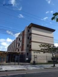 Apartamento com 3 dormitórios para alugar, 69 m² por R$ 1.100/mês - Centro - Pelotas/RS
