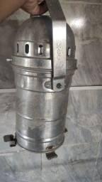 Canhões Par 64 e Par 56 em aluminio