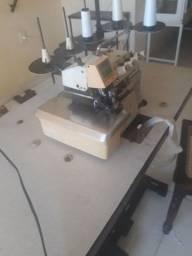 Maquina de costura interlok
