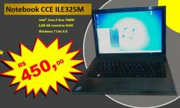 Notebook CCE Intel® Core 2 Duo T6600