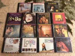 Coleção Cds Love Songs !!