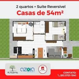 Casas com Possibilidade de Entrada Zero no Vale Das Baraúnas