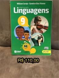 Livro - Português Linguagens 9