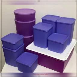 Kit refri line tupperware