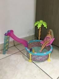 Barbie piscina Original