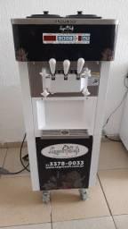 Maquina de sorvete expresso nova