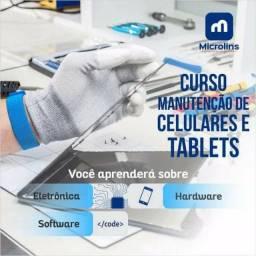 Curso de Manutenção de Celular e Tablet - Vitória/ES
