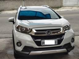 Honda WRv - 1.5 EX - Automático CVT - Branco , Ano 2018 - Cambio CVT