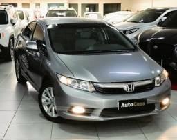 Honda Civic LXR! 2.0! Automático! Top! Impecável! Até 100% Financiado