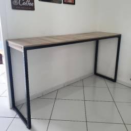 2 Mesas Estilo Industrial Novas R$600 cada